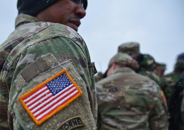 沙特已證實美國軍隊抵達一事