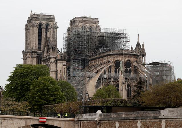 需要約4個月時間來確保巴黎聖母院安全
