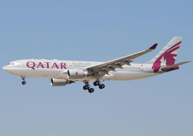 卡塔爾組織從全世界向中國運送抗冠狀病毒援助