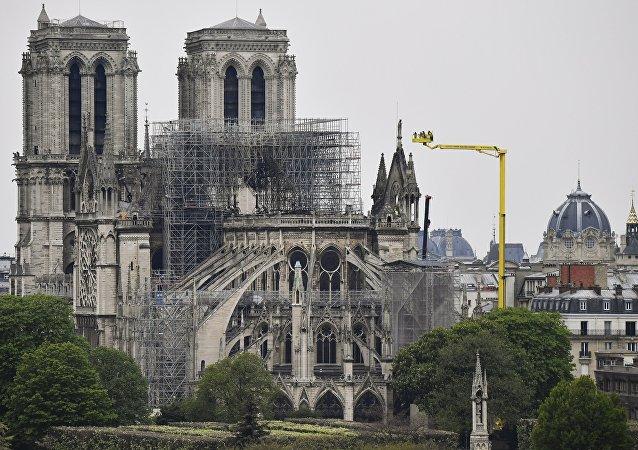 中國專家將參與巴黎聖母院修復工作