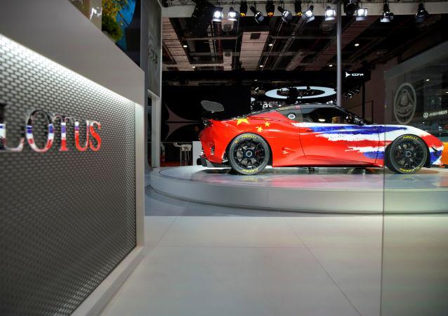 「蓮花」汽車公司將發佈史上首輛跨界車