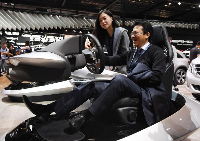 戴姆勒首席執行官稱在2030年前中國都是奔馳的主要市場