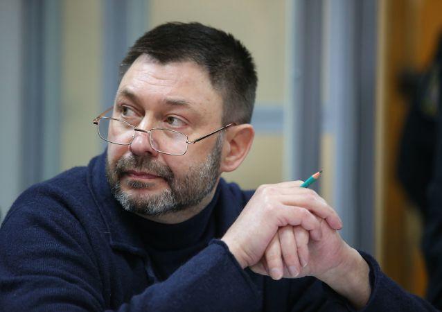 律師:基輔區法院裁定延長「俄新社烏克蘭」網站負責人的羈押期