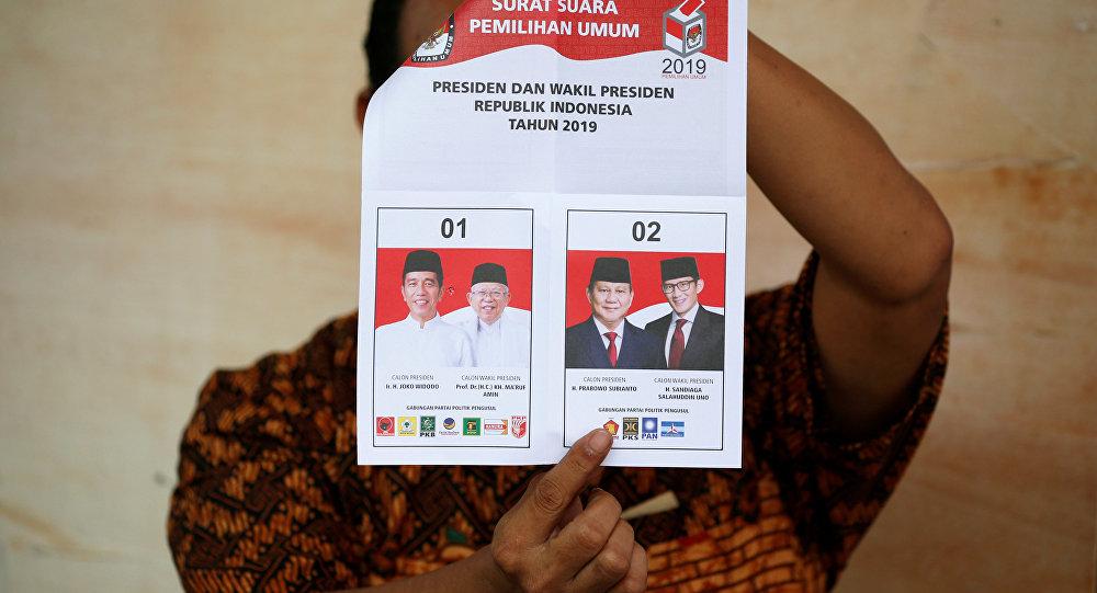 印尼警方制止抗議活動召集信息在網上散播
