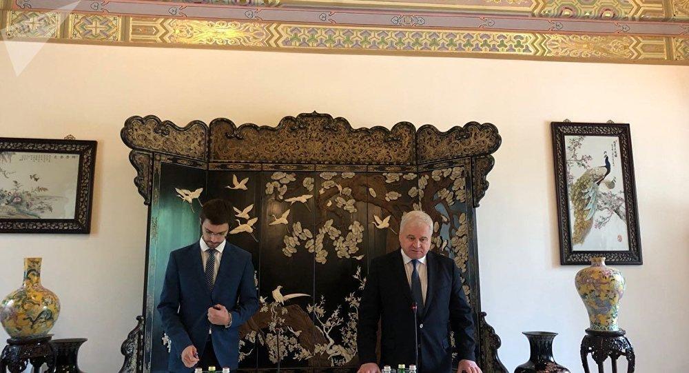 俄羅斯駐華大使:中俄兩國元首將在第二屆「一帶一路」論壇期間舉行第28次會晤