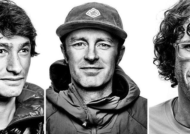 三名世界級登山者在加拿大遭遇雪崩罹難
