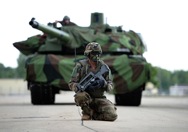 法德防長簽署協議  兩國合作研發新型坦克