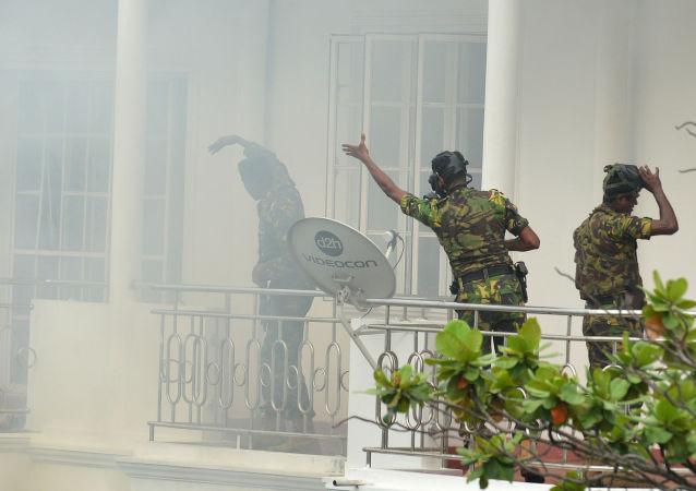 斯里蘭卡連環恐怖襲擊的背後有甚麼力量?