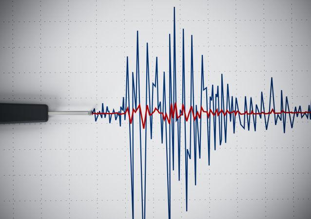 南海海域發生5.2級地震