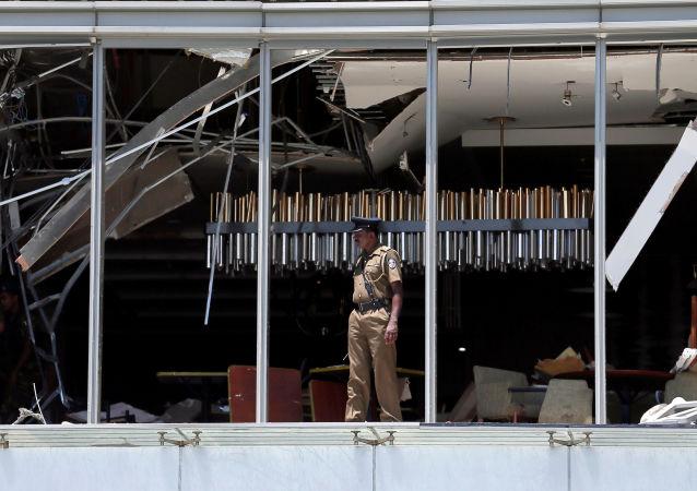 斯里蘭卡恐怖襲擊事件的遇難人數升至359人