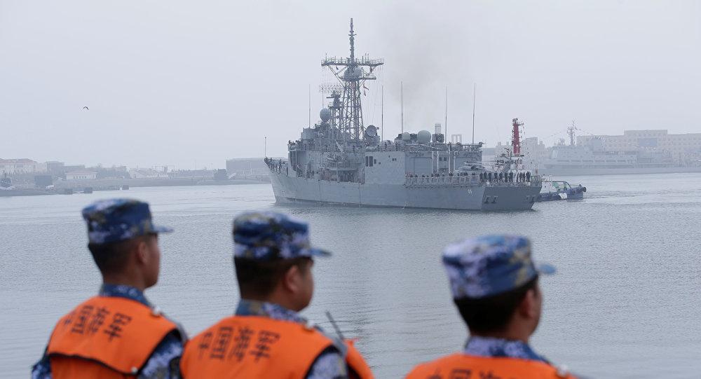 外媒:美國將向印度派直升機搜索中國潛艇
