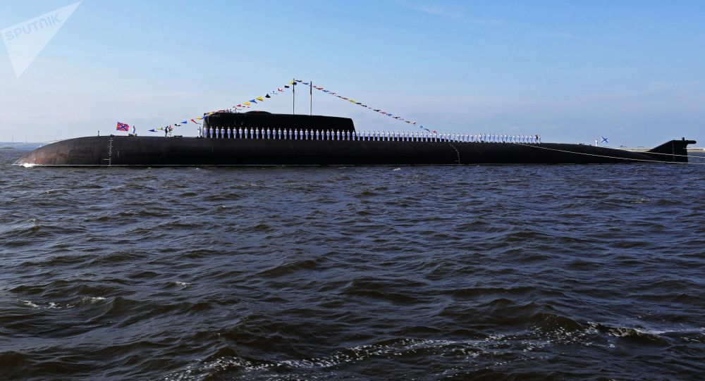 Моряки на борту атомногоподводногоракетоносногокрейсера проекта949А«Антей»