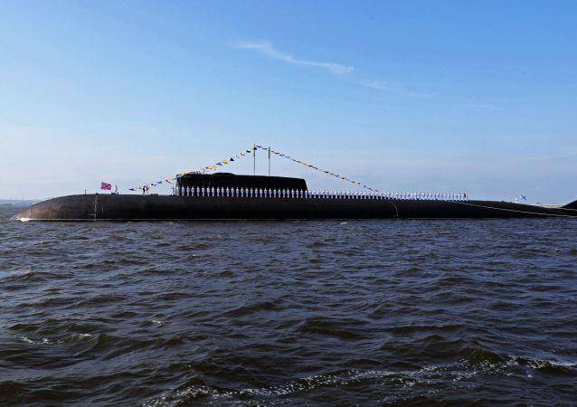 「奧廖爾」號核潛艇