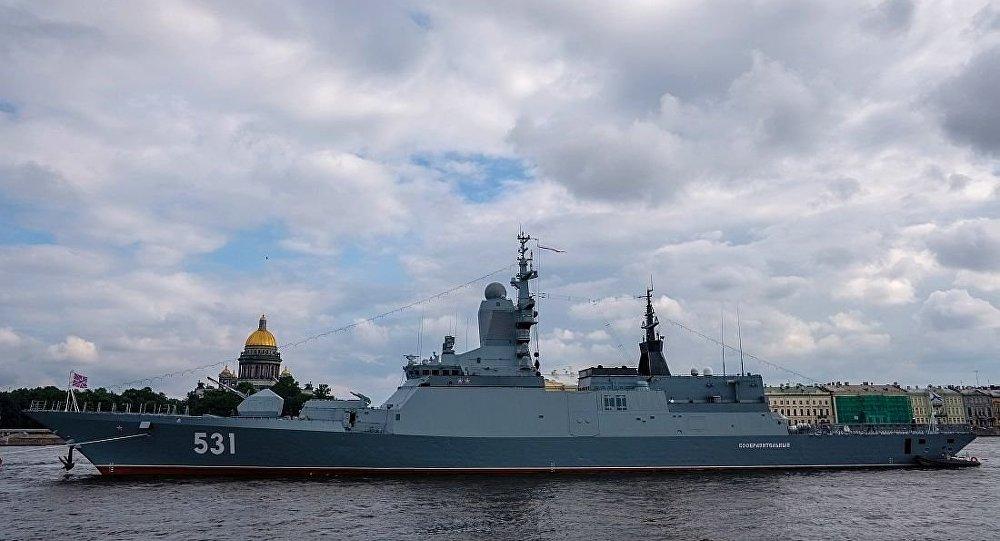 俄海軍將接裝可靠反魚雷魚雷