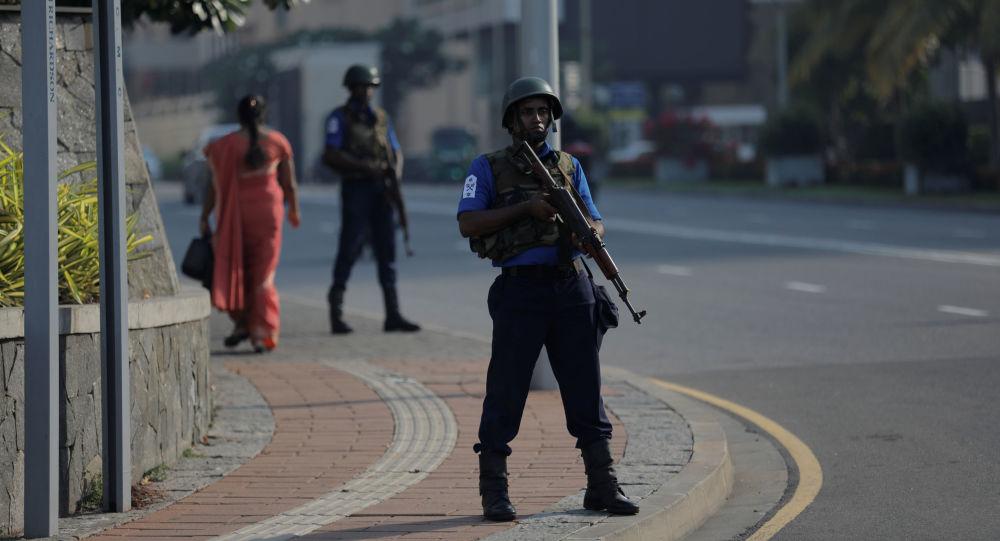 媒體:斯里蘭卡安全機構拆除卡塔納地區一家酒店的炸彈