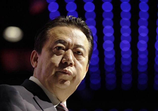孟宏偉案件調查是對中國執法機關反腐的另一個打擊
