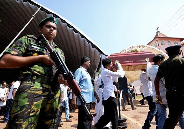 斯里蘭卡東部爆炸後的房屋處發現15人屍體