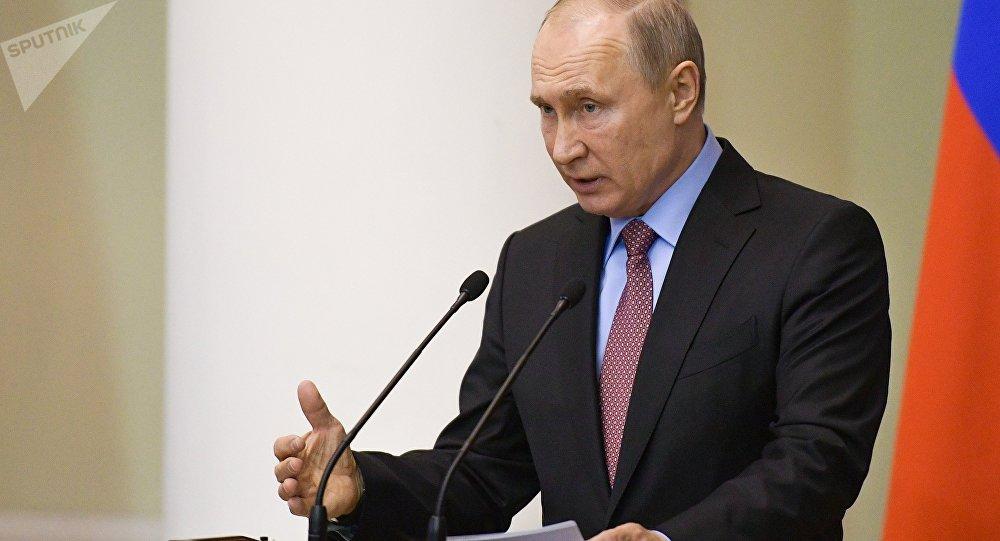 普京在新版俄能源安全學說中指示深化與金磚國家及上合組織的夥伴關係
