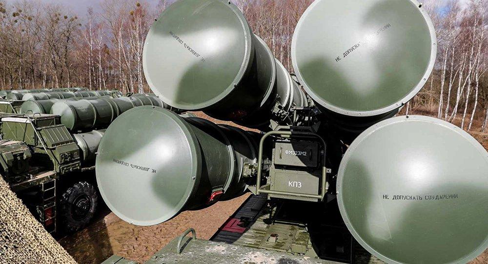 「金剛石—安泰」稱S-400擁有新智能導彈