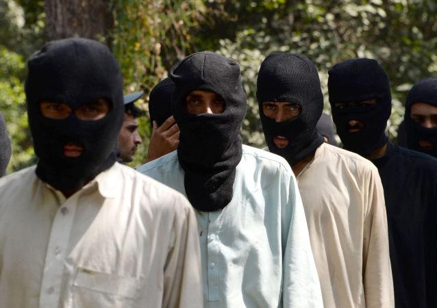 媒體:美軍將「伊斯蘭國」恐怖分子從敘東北部監獄轉移至美軍基地