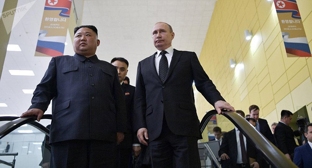 首爾是否與俄朝「交易」,是檢驗韓國主權的「試金石」