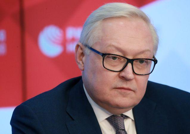 俄羅斯副外長里亞布科夫