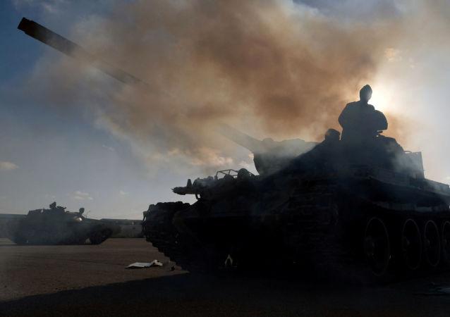 利比亞「國民軍」