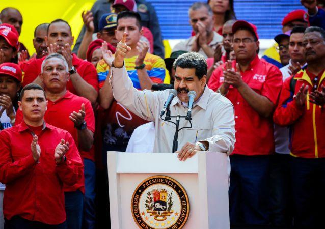 馬杜羅總統宣佈哥倫比亞總統為委內瑞拉的敵人