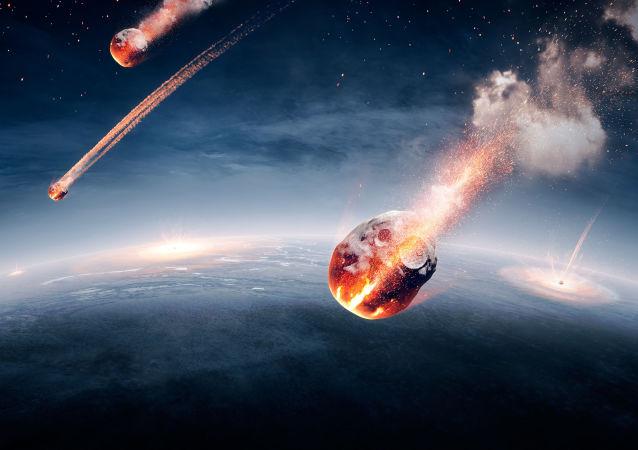 對地球最危險的四顆小行星揭曉