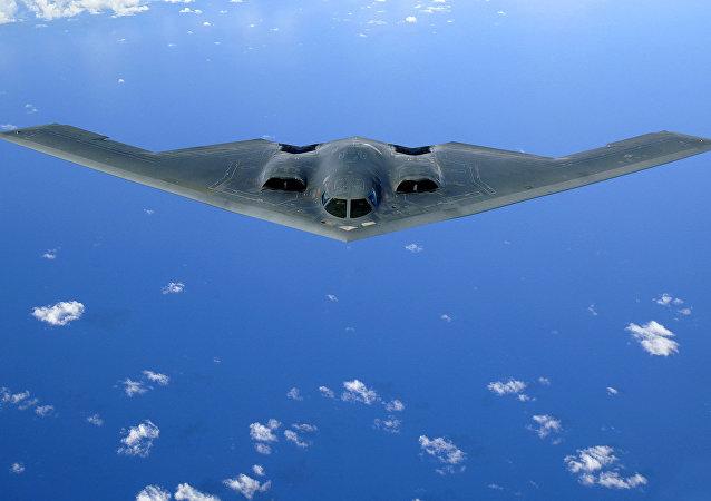 B-2隱形轟炸機