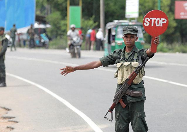 斯里蘭卡政府封鎖了一些社交媒體平台