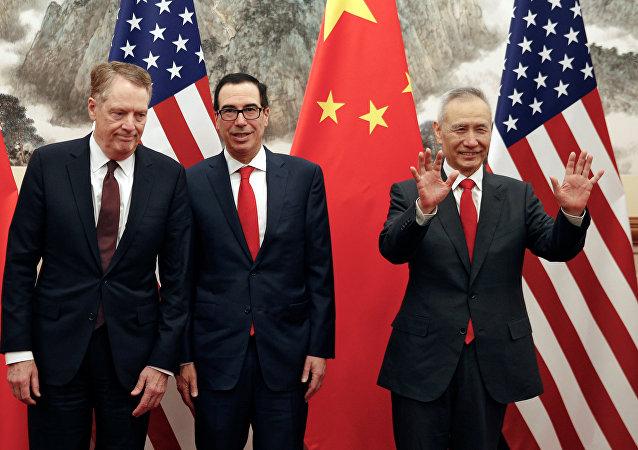 中美雙邊貿易