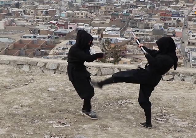 阿富汗忍者