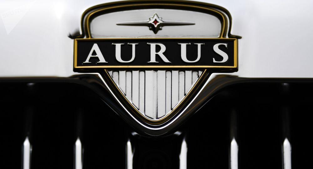 Aurus標誌