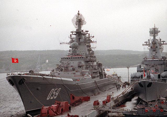 世界最大型「海雕」核動力巡洋艦威力幾何?