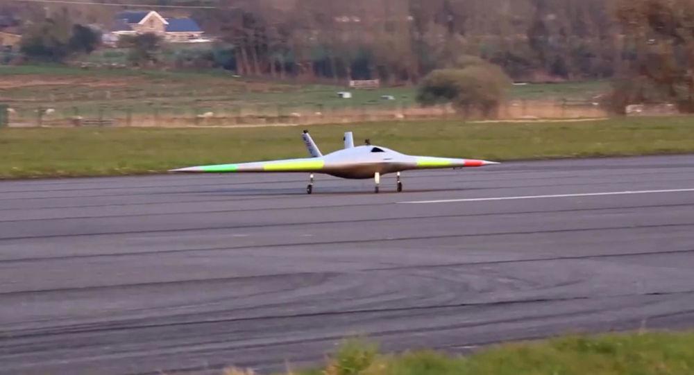 「Magma」飛機模型