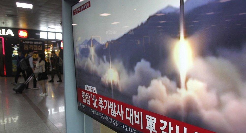 俄專家:朝鮮按自己計劃發射導彈不受義務條款約束