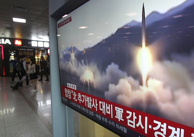 媒體:韓國總統府在朝鮮發射導彈後召集緊急會議