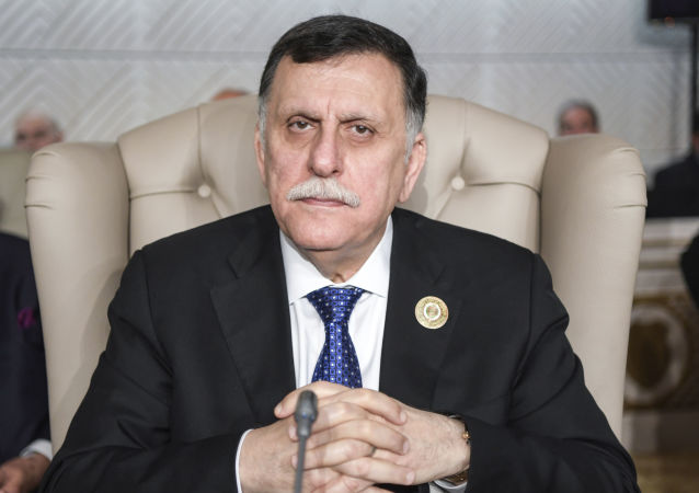 利比亞民族團結政府總理薩拉傑