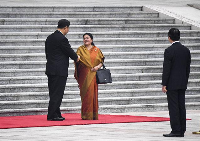 中國幫助尼泊爾擺脫貿易上對印度的依賴