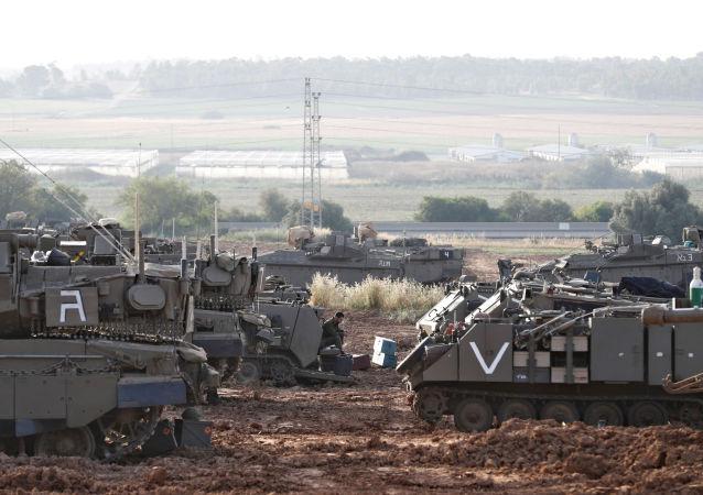 以色列軍人