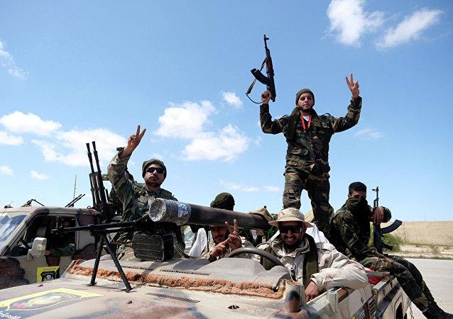 利比亞國民軍