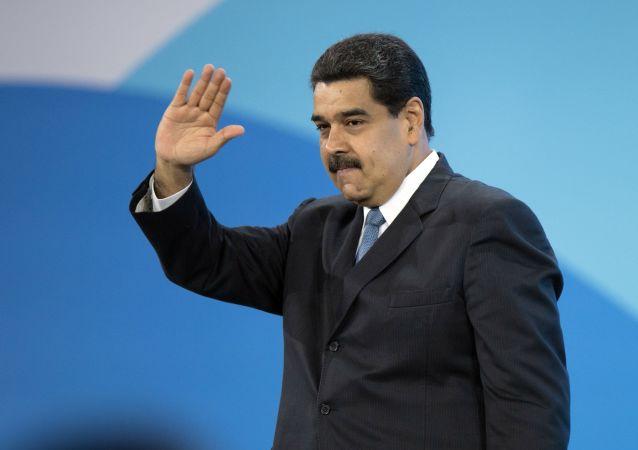 馬杜羅宣佈將於數小時後飛赴俄羅斯會見普京總統