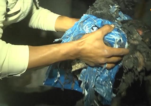 以色列反擊空襲加沙致4月大嬰兒死亡