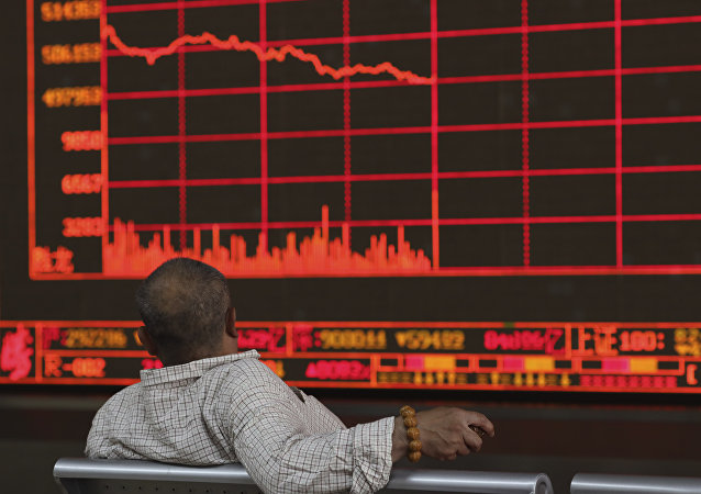 中國中央銀行拯救世界股市