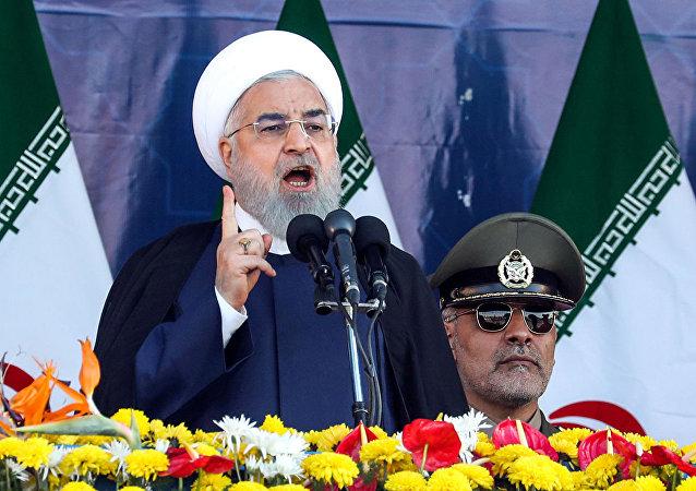 伊朗總統:伊方將在60天時間內停止出售重水和濃縮鈾