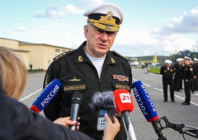尼古拉·葉夫梅諾夫(資料圖片)