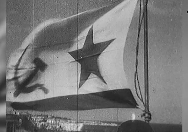 塞瓦斯托波爾解放75週年