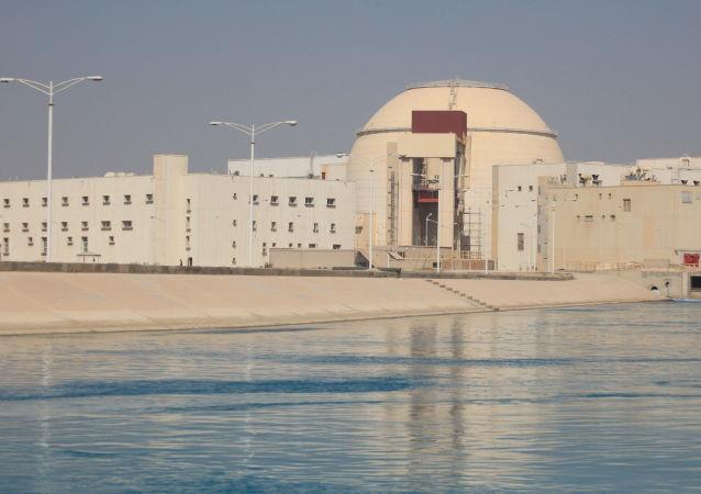 布捨爾核電站