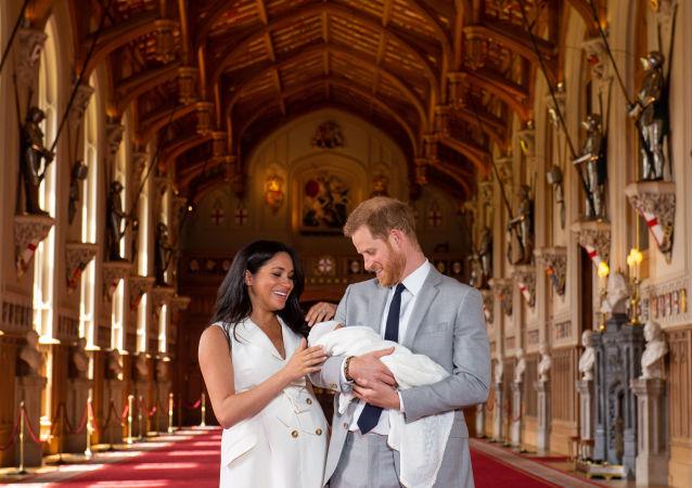 BBC主持人因將哈里王子的兒子與黑猩猩作比而遭解雇